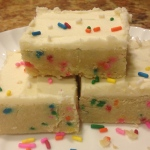 Sugar Cookie Bars - Started From The Batter