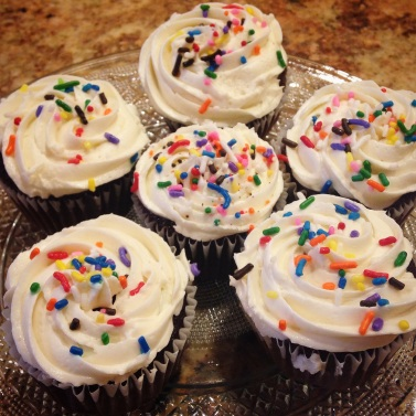 Vanilla Buttercream Frosting - Started from the Batter